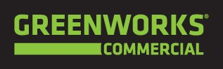 greenworks commercial products logo