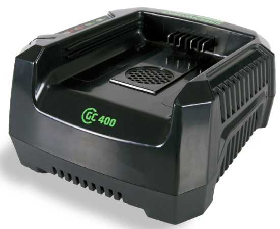 greenworks rapid lithium-ion battery charger
