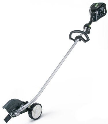 greenworks lithium-ion battery powered stick edger model ge 080