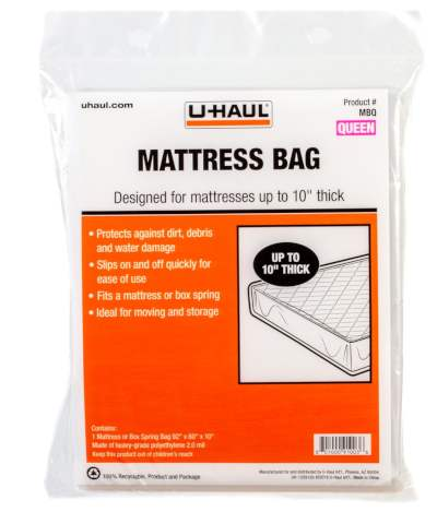mattress bag cover queen size for moving and protection of mattresses