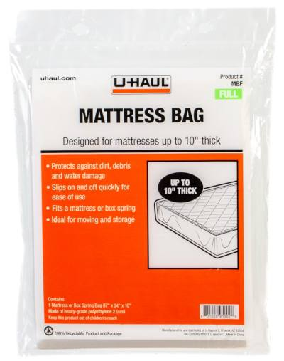 mattress bag cover full size for moving mattresses and protection