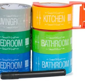 smart move coloured tape rolls for two bedroom apartment moving
