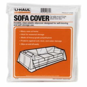 sofa cover for protecting or moving sofas up to 8 feet long