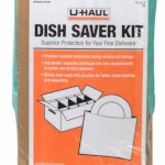 dish saver kit for moving protection