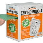 box of enviro-bubble protection for packaging