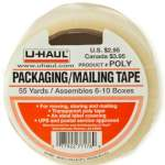 roll of packing and mailing tape