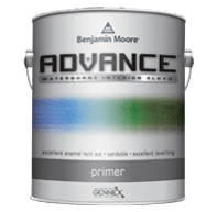 benjamin moore advance primer can