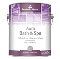 aura bath and spa paint can by benjamin moore