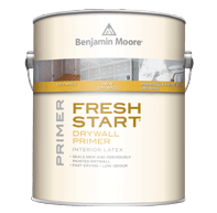 benjamin moore fresh start drywall primer can