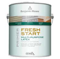 benjamin moore fresh start multi purpose latex primer