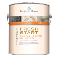 benjamin moore fresh start multi-purpose oil-based primer can