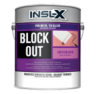 insl-x blockout paint primer interior paint can