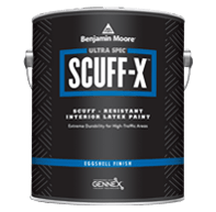 benjamin moore scuff-x eggshell finish paint can