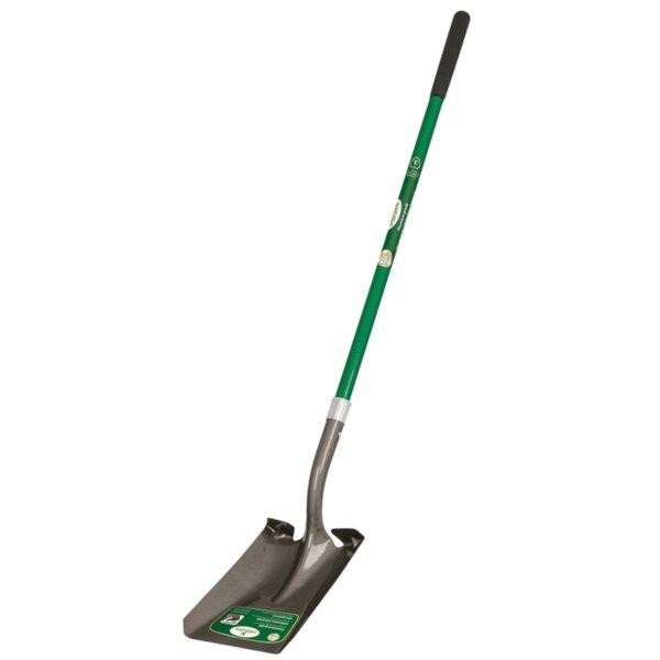 square point shovel