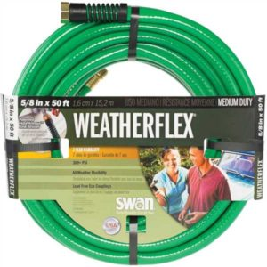 swan medium duty garden hose 50 foot