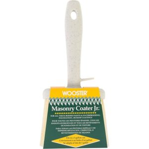 WOOSTER masonry coater brush