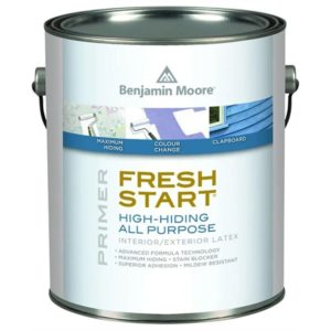 benjamin moore fresh start high hiding primer