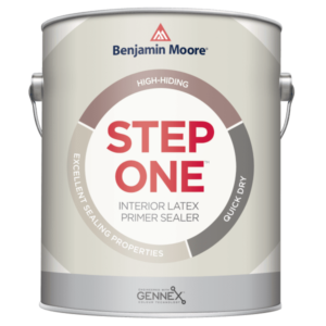 benjamin moore step one primer