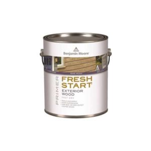 benjamin moore fresh start exterior wood primer