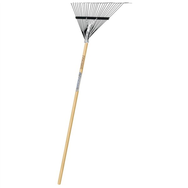 landscapers select leaf and grass rake