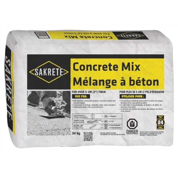 ready mix concrete powder 30 kg