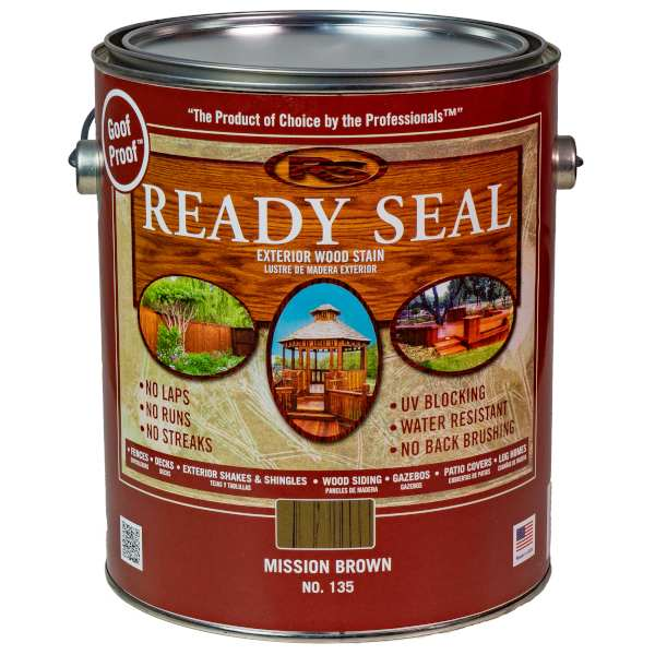 ready seal mission brown