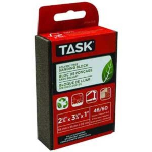 task eco series sanding block