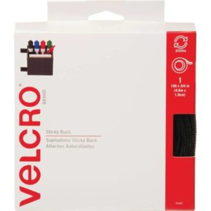 velcro sticky back