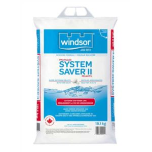 windsor system saver water softener salt 18.1 kg bag