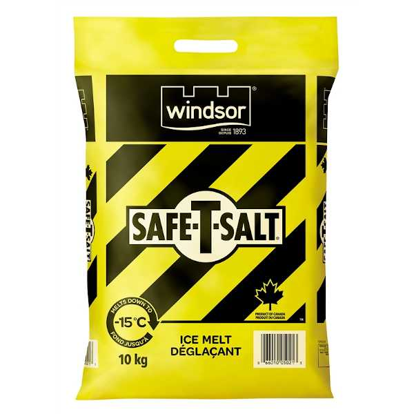 windsor safe-t-salt 10 kg bag