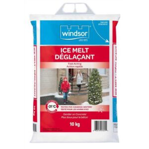 windsor pro ice melter 10 kg bag