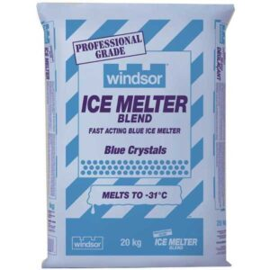 windsor pro ice melt 20 kg bag