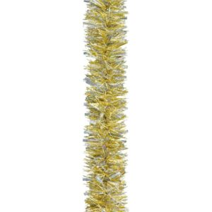 christmas garland gold