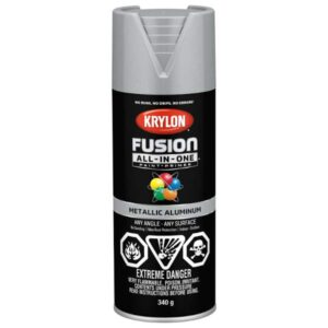 kryplon metallic aluminum spray paint