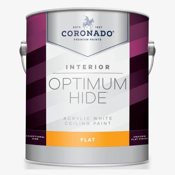 coronado optimum hide ceiling paint